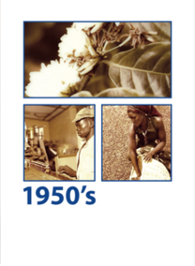 Continued to expand and introduced outgrower farming for coffee and tobacco.