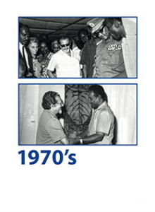Group operations re-instated in 1973 following signature of Addis Ababa Peace Agreement in 1972. An advertising agency, farming, and beef exports were established.